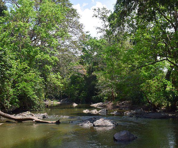 Menik River